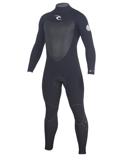 MENS FLASHBOMB BACK ZIP 4/3 WETSUIT