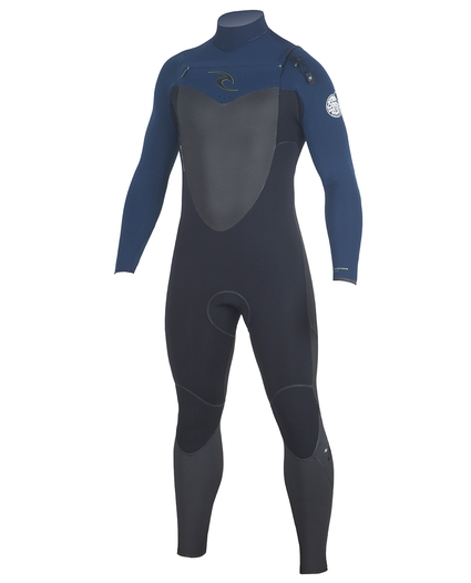 MENS FLASHBOMB CHEST ZIP 3/2 WETSUIT