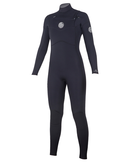 WOMEN'S DAWN PATROL CHEST ZIP 3/2 WETSUIT