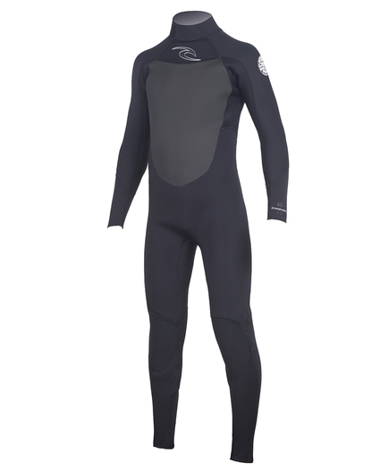 YOUTH DAWN PATROL BACK ZIP 3/2 FL WETSUIT