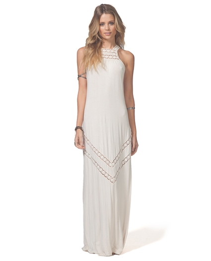 INDIAN ROAD MAXI DRESS