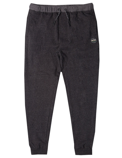 SURF CHECK FLEECE PANT