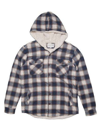CASSIDY L/S FLANNEL