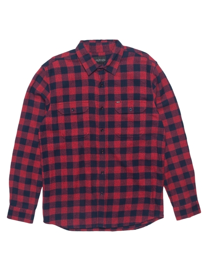 KINGSFORD L/S FLANNEL