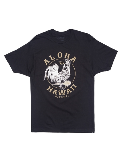 ROOSTER HEATHER TEE
