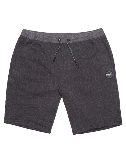 "SURF CHECK 20"" FLEECE SHORT"