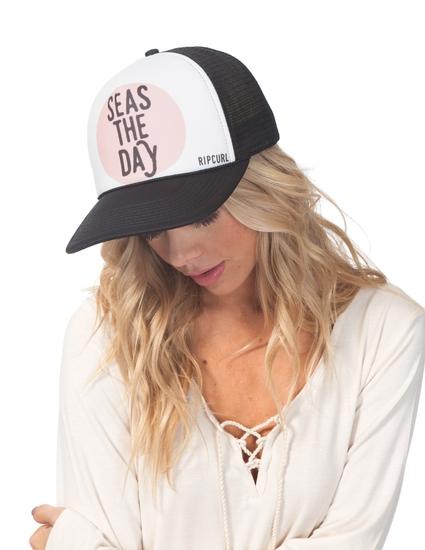 SEAS THE DAY CAP