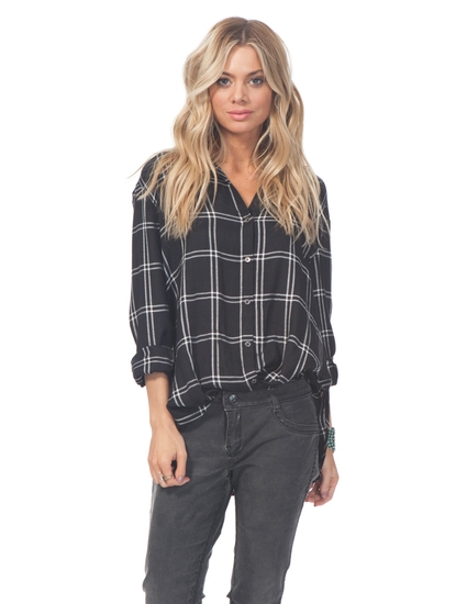 SEABIRD FLANNEL SHIRT