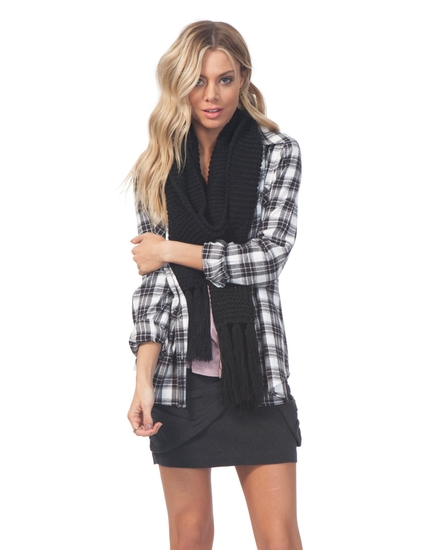 NIGHTWATCH FLANNEL SHIRT