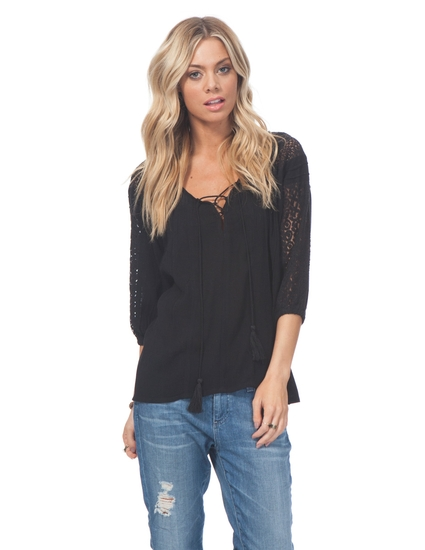 BLACK MAGIC SOLID TOP
