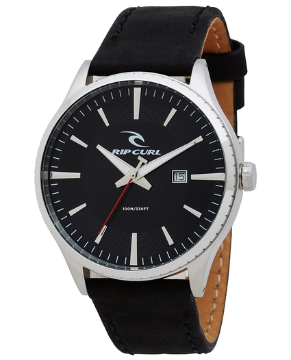 AGENT LEATHER WATCH