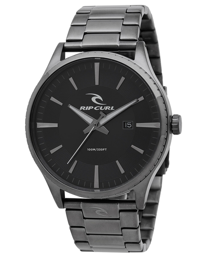 AGENT GUNMETAL SSS WATCH