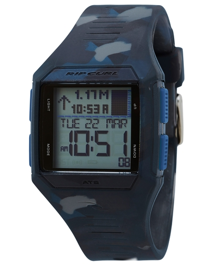 RIFLES MIDSIZE TIDE CAMO WATCH
