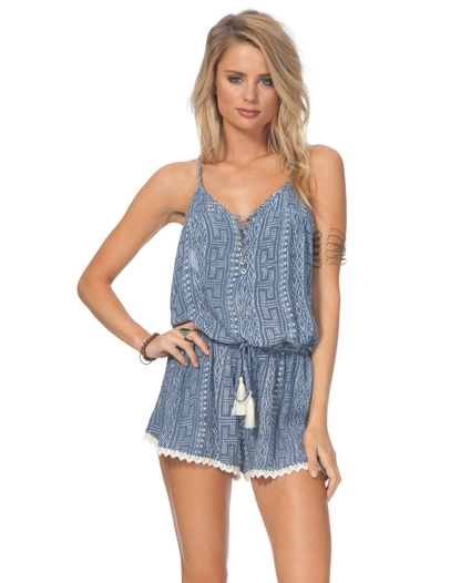 HIGH TIDE ROMPER