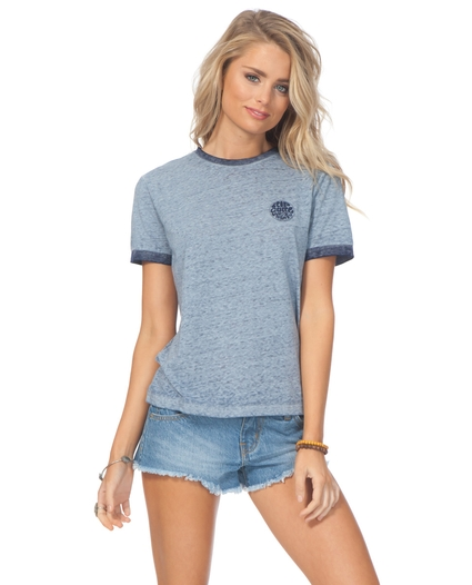 CLASSIC SURF RINGER TEE