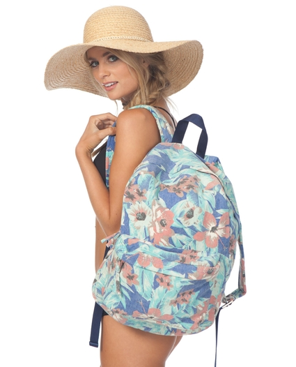 MIA FLOREZ BACKPACK