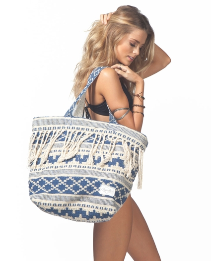 HIGH TIDE BEACH BAG