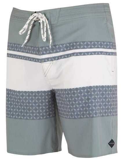 "RAPTURE FILL 19"" LAYDAY BOARDSHORTS"