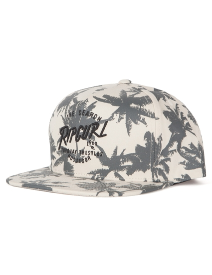 PALM TIME SNAPBACK HAT
