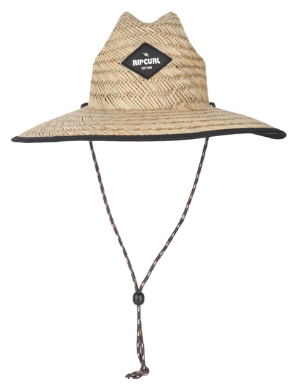 PALM TIME STRAW HAT