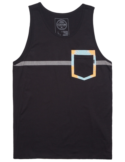 WELDED POCKET CUSTOM TANK TOP