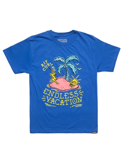 KIDS ENDLESS VACATION PREMIUM TEE
