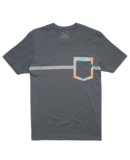 WELDED POCKET CUSTOM TEE