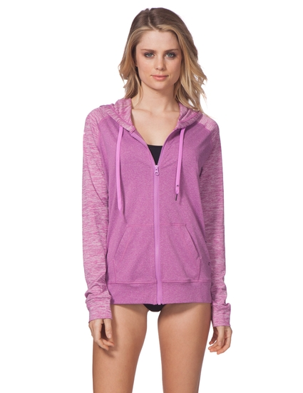 WOMEN'S SEARCH ZIP HOODIE