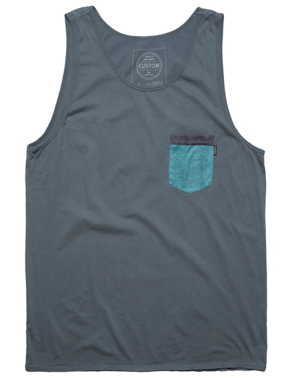 STAPLE PKT CUSTOM TANK