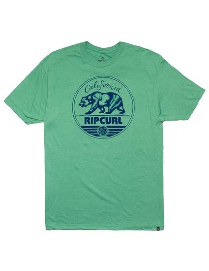 BEAR SEAL HEATHER TEE