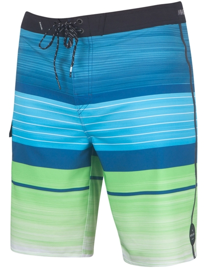 "MIRAGE OVERTHROW 19"" BOARDSHORT"