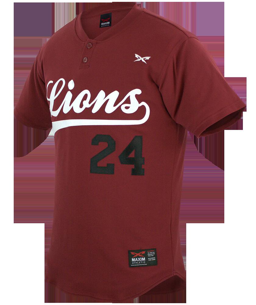 c0b8ac87000 Gamer Youth Baseball Jersey | Maxim Athletic