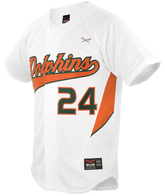 Laser Youth Baseball Jersey