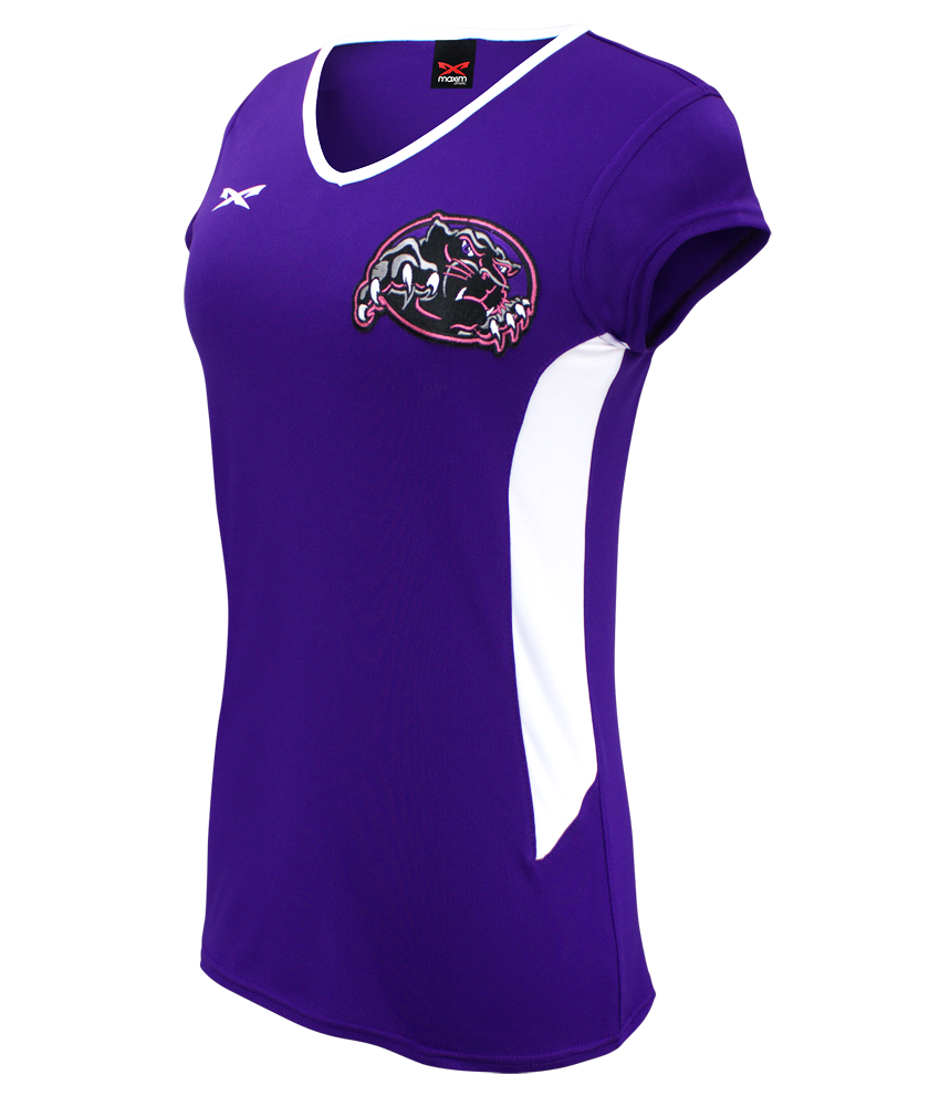 Flare volleyball jersey for Unique home stays jersey