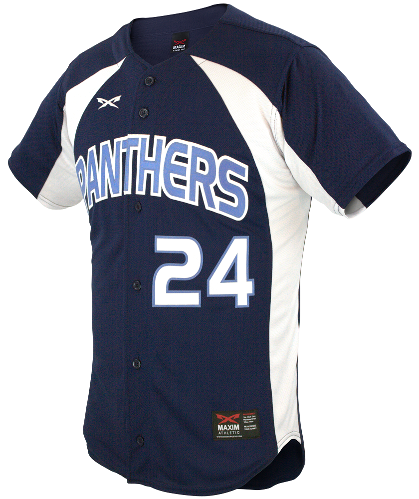 362221d9bf5 Speed Youth Baseball Jersey | Maxim Athletic