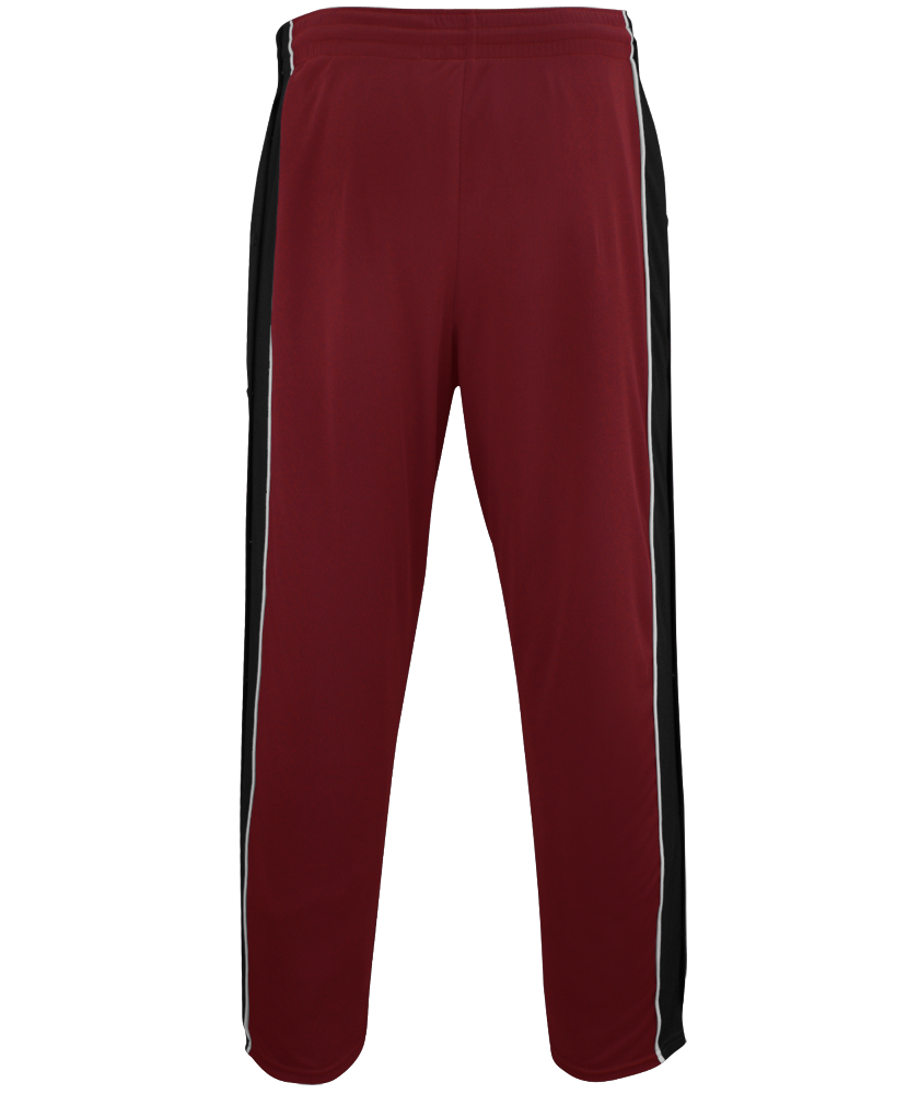 Compression pants have a snug, graduated fit that supports muscle and speeds up recovery time post-game. He can wear these garments alone or as a baselayer. Terry cloth pants are ultra-comfortable for lounging at home or heading to the batting cages, and cozy fleece pants keep warm at practice.
