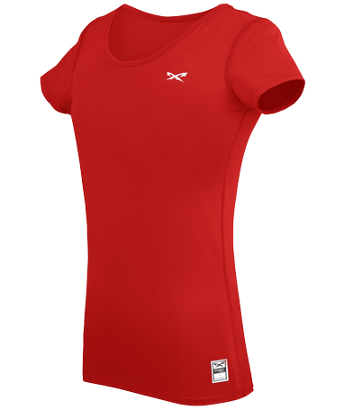 Athletic Fit Performance Girl's Tee