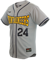 Power Baseball Jersey