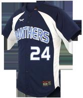 Speed Baseball Jersey