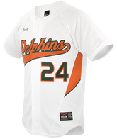 Laser Baseball Jersey