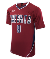 Roll Shot Youth Volleyball Jersey