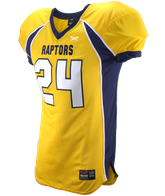Raptor Football Jersey