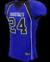 Thunderbolt Football Jersey