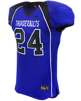 Thunderbolt Youth Football Jersey