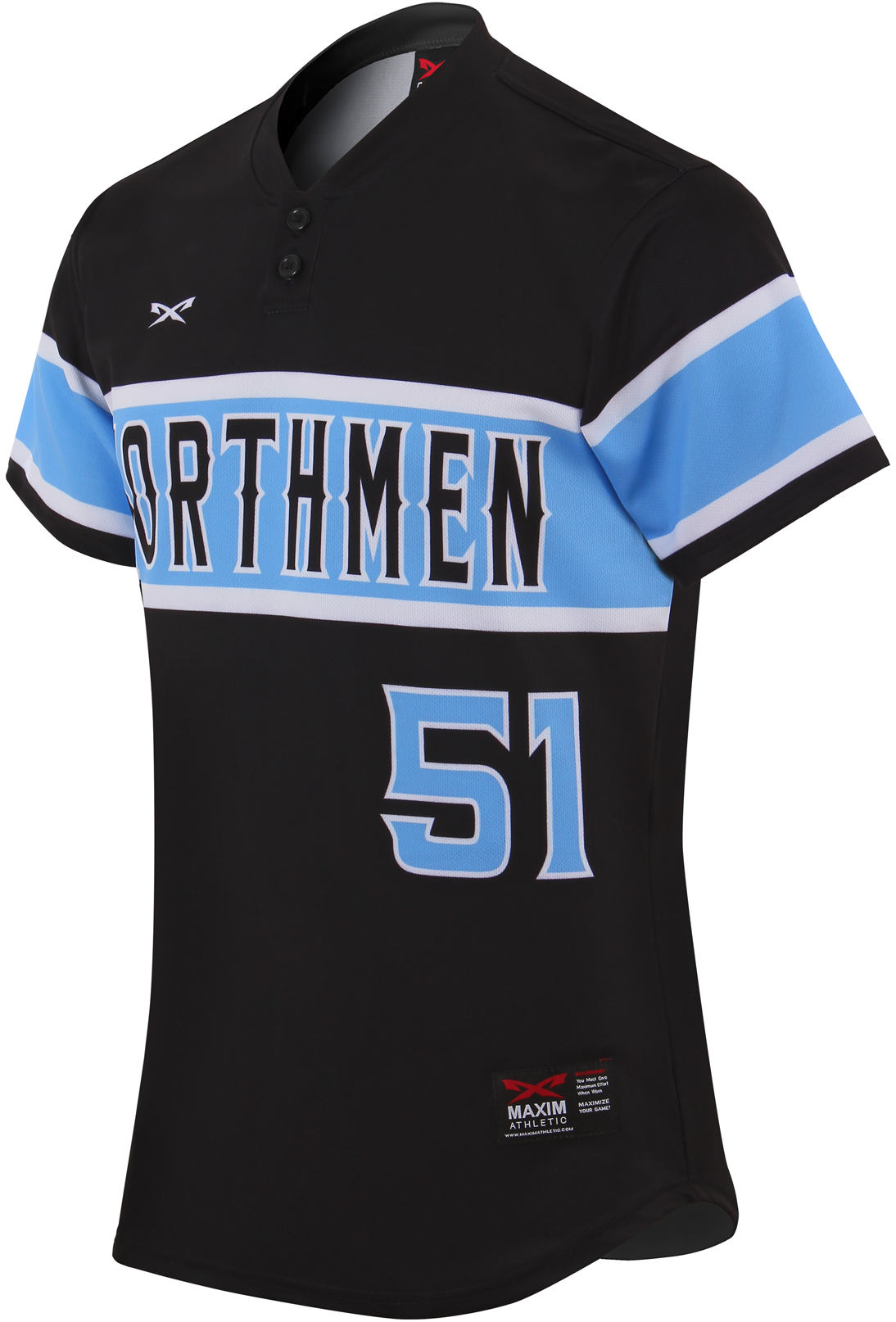 b4779d6ed71 Gamer Sublimated Baseball Jersey. Rollover to Zoom. View Larger