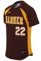 Power Sublimated Baseball Jersey