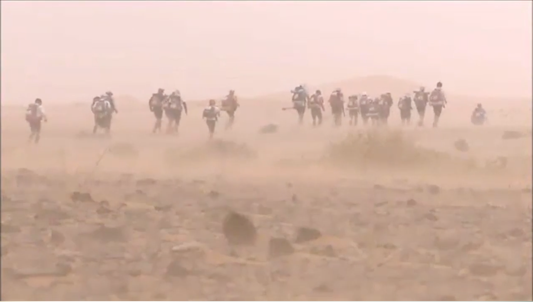 Training for the Sahara