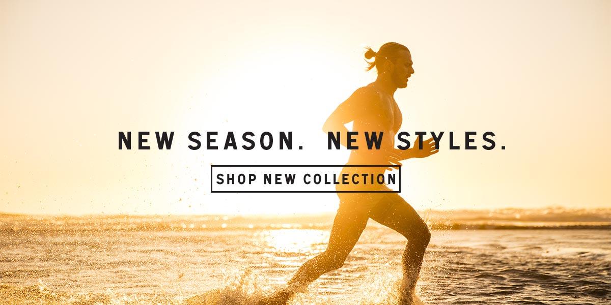 New Seasons, New Styles. Vuori