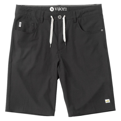 BROOKLYN SLIM FIT SHORT BLACK