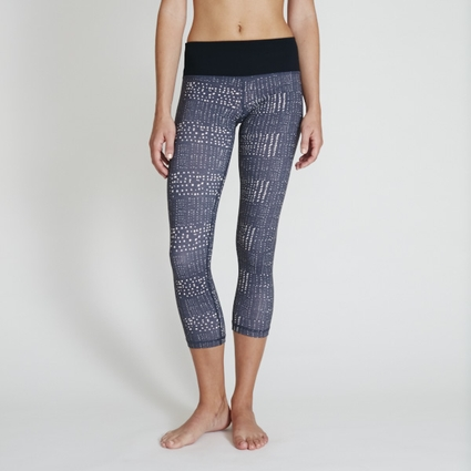CHARCOAL ORIGIN LEGGING - CAPRI